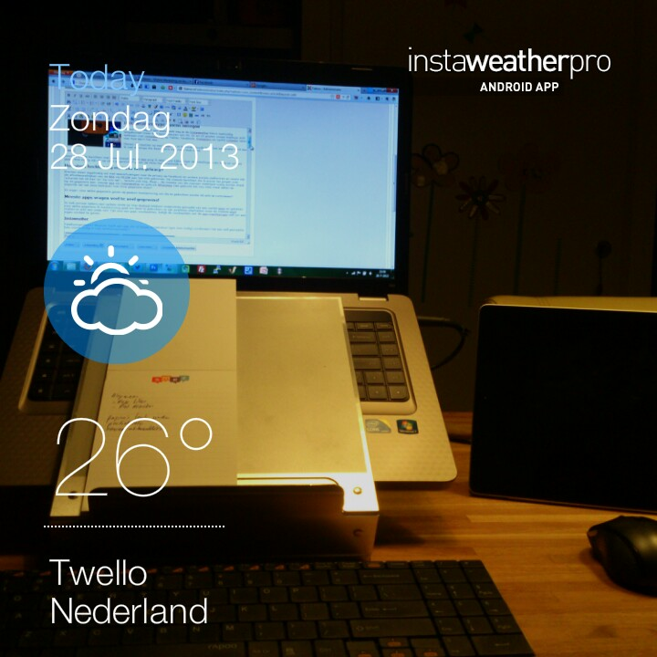 Fidene on instaweather