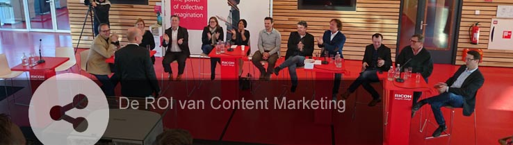 ROI van Content Marketing