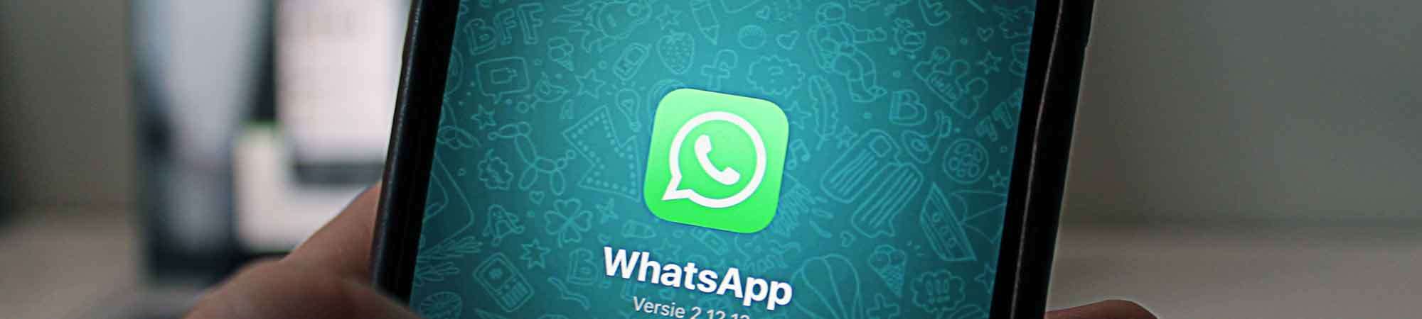 social media nieuws via whatsapp