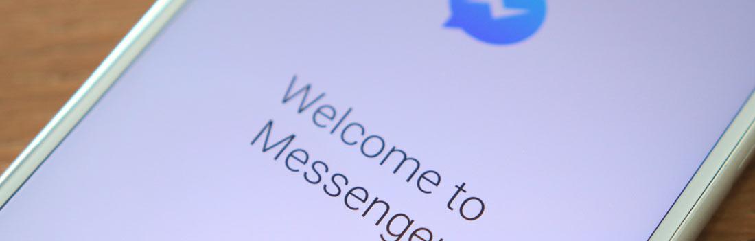 instellingen berichten messenger functie facebook pagina