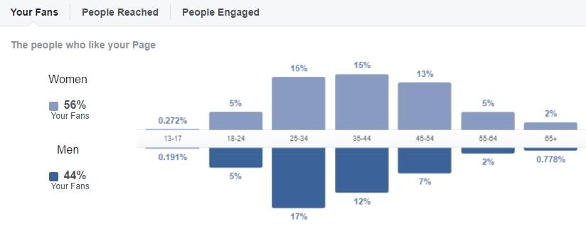 facebook beste tijd update fans online- nzicht fans